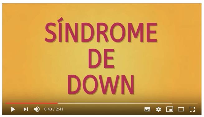 Qué es el síndrome de down