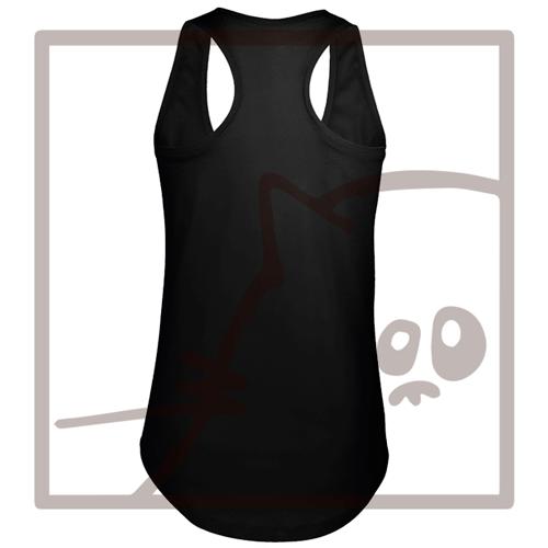 MOKA camiseta chica de tirantes, con espalda de nadador