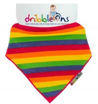 Dribble Ons - Bandana BIB rainbow