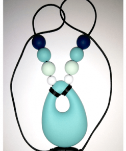 jewelry is made of silicon that is BPA, phthalate, PVC, cadmium and lead free.