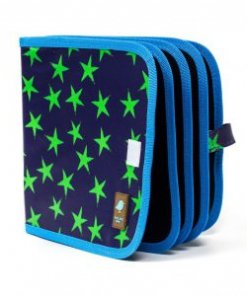 Azul estrellas - Libro pizarra