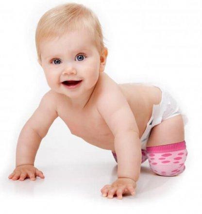 Protectores de rodilla para bebés - Plod Ons