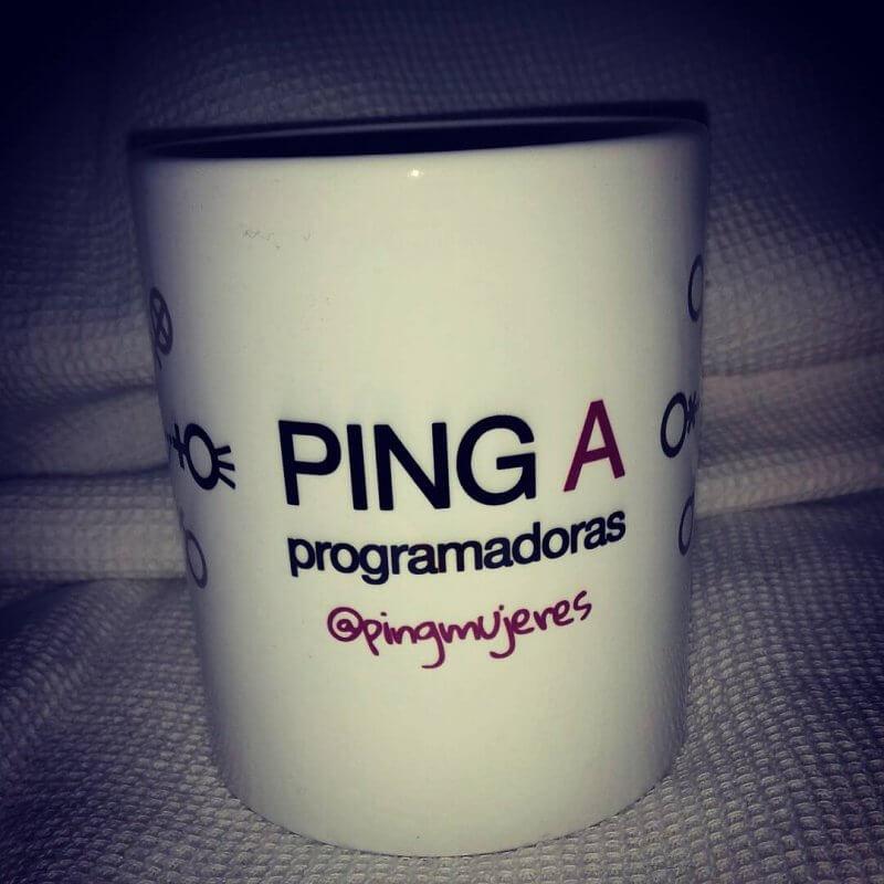 Ping a programadoras