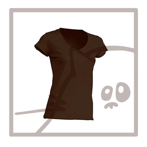 SICILIA camiseta de chica manga corta