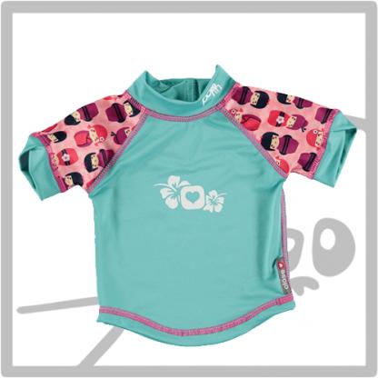 Kokeshi Doll ( XL ) - Camiseta UV 50+