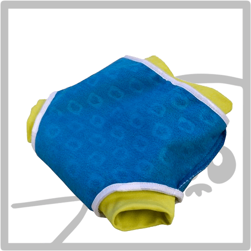 Robot (M) - Pañal bañador – Swim Diaper - CLOSE ❤
