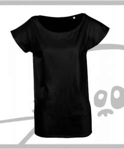 MARYLIN camiseta de manga corta, para mujer, tipo Kimono
