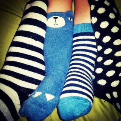 Rock your socks / diferentes pero iguales