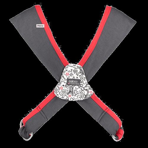 10th Aniversary, Caboo mochila portabebés