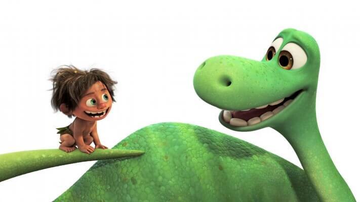 'La aventura de vivir' de Manuel Carrasco, El viaje de Arlo (The Good Dinosaur)