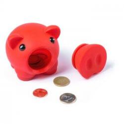 Hucha PIG – actividad que fomenta la motricidad fina