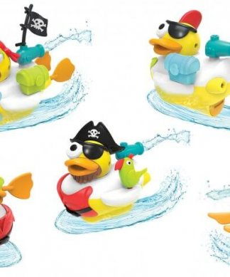 Jet Duck - Diversión pirata