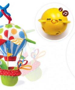 Globo toca y juega