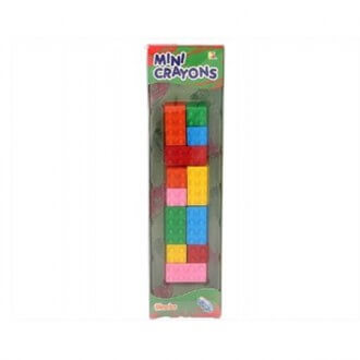Mini Blocks Crayons