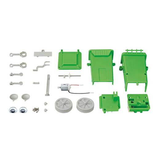 Robot de contenedor de basura - Green science