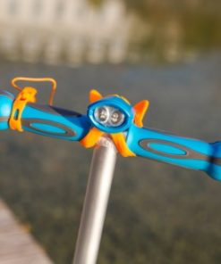 Linterna mini Hornit navy blue, de Globber