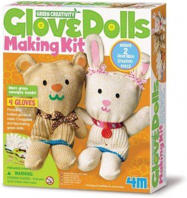 4M Glove Doll Making Kit