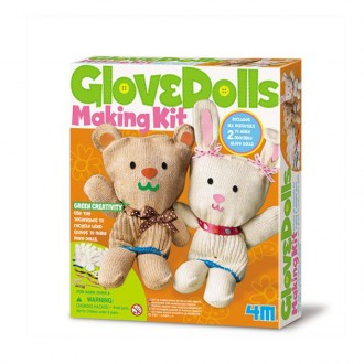 4M Glove Doll Making Kit