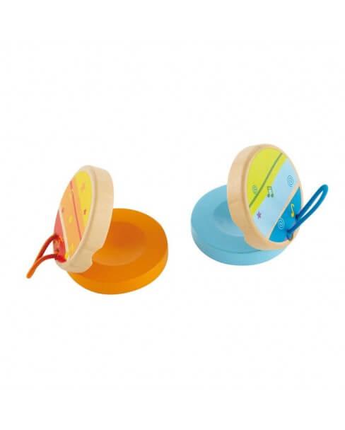Castañuelas Clic-Clac de madera - Hape