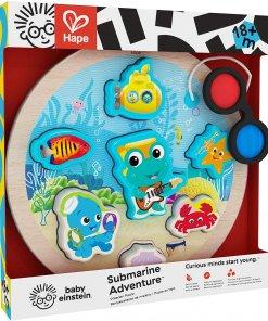 Puzzle descubre el fondo del mar