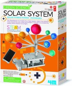 Sistema solar motorizado - 4M
