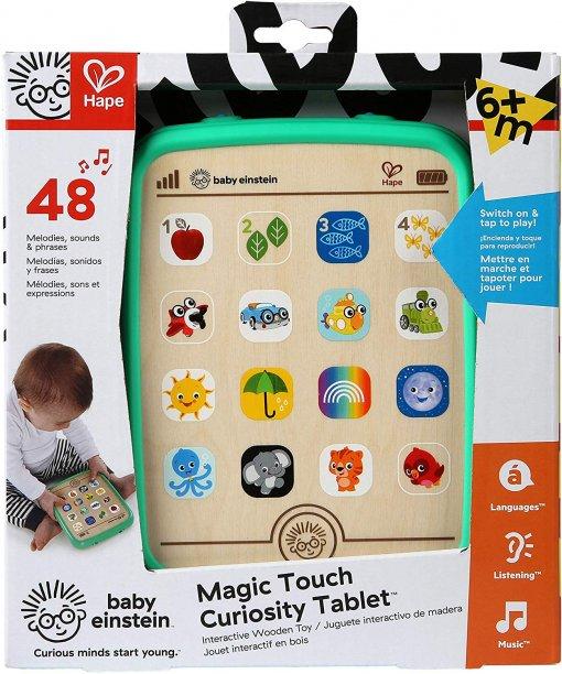 Tableta mágica - Baby Einstein - Hape